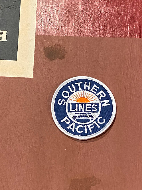 Southern Pacific Lines Patch -Small