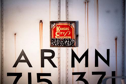 Phone Kansas City Southern Sign