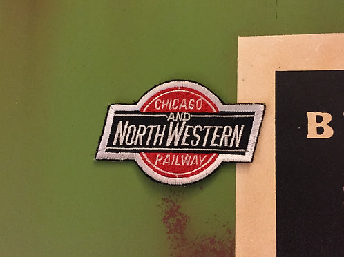 Chicago and North Western Patch