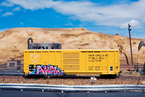Awal NOPBR Boxcar Ho Scale