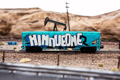 Hindue Route Rock Gondola Ho Scale