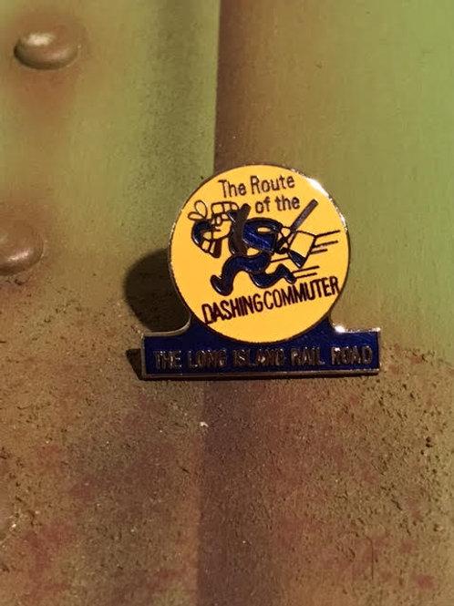 Long Island RR Original Logo Pin