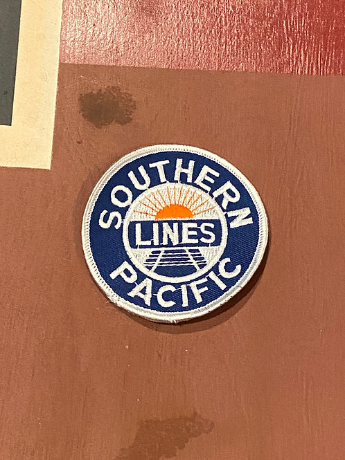 Southern Pacific Lines Patch -Medium