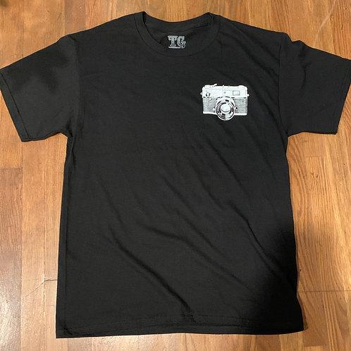 "Tiny Giants ""Night Line"" T-Shirt -Black"