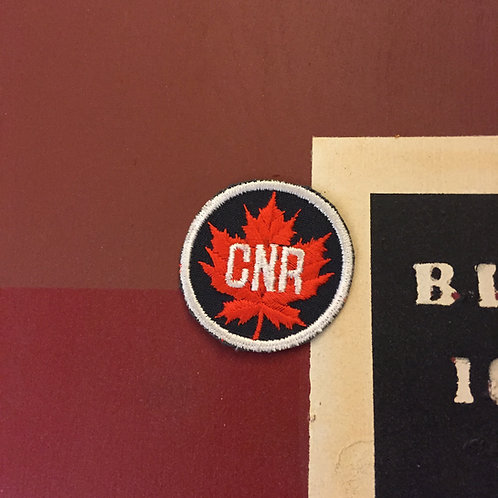 Canadian National Railroad Patch