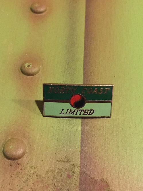North Coast Limited Original Logo Pin