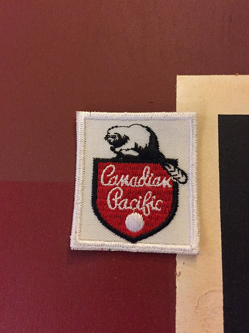 Canadian Pacific Patch