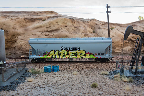 Mber Southern 3 Bay Hopper Ho Scale