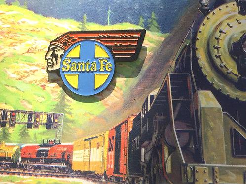 Tiny Giants Santa Fe Lapel Pin