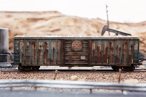 Pickens RR 50' Boxcar Ho Scale