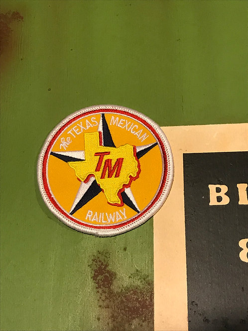 Texas Mexican RXR Patch