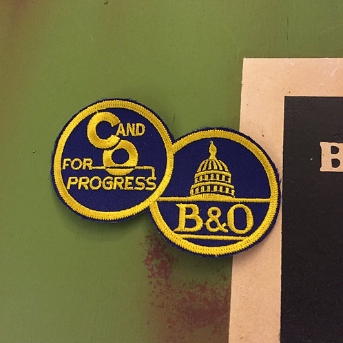 C&O and B&O Patch