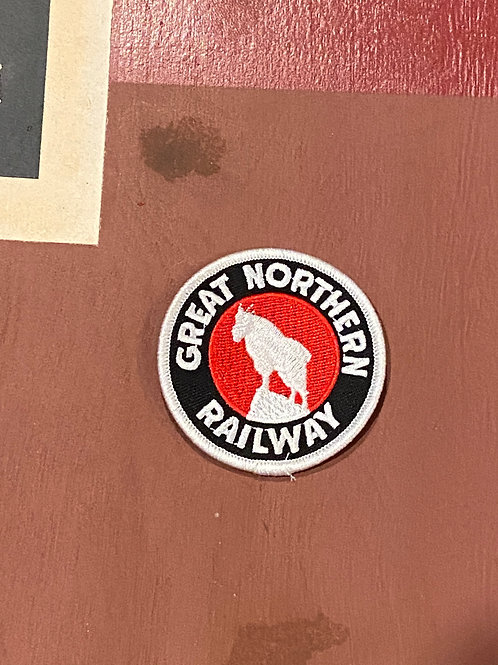Great Northern Railway Patch