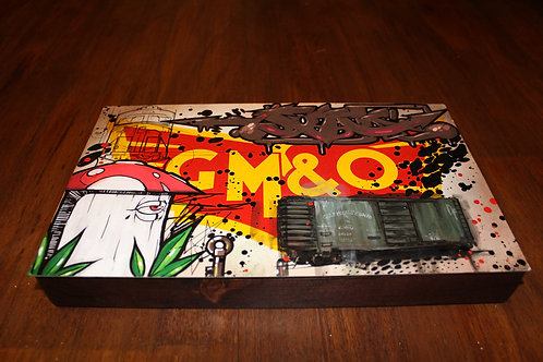 Soak GM&O Sign