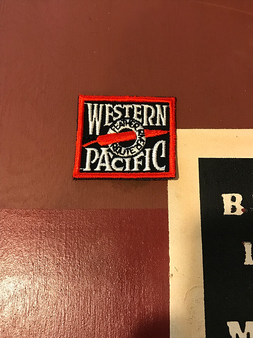 Western Pacific Patch
