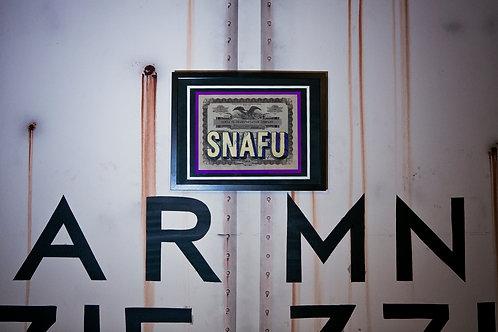 Snafu Vintage Santa Fe Stock Certificate
