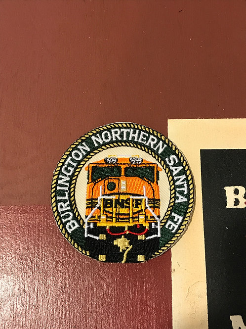 Burlington Northern Santa Fe Patch