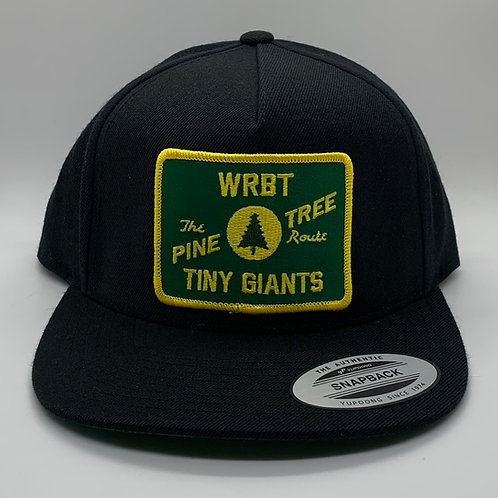 Tiny Giants/WRBT Maine Central 5 Panel Snapback Hat