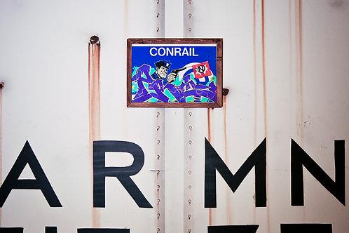 Pre Conrail Sign