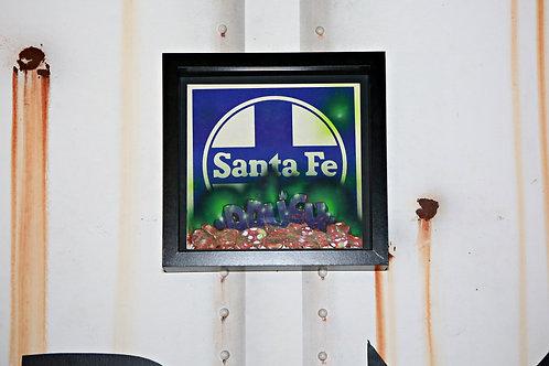 Advek Santa Fe Place Card