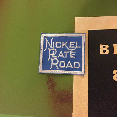 Nickel Plate Road Patch