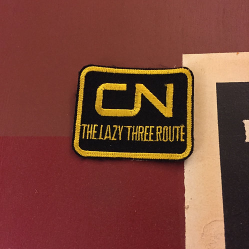 Canadian National Patch