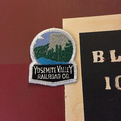Yosemite Valley Railroad Patch