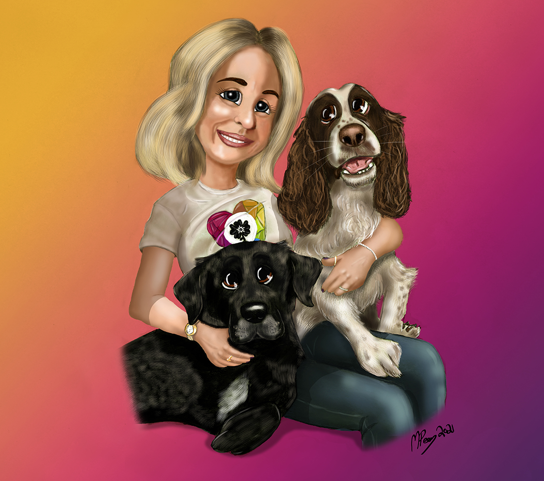 Cartoon Portrait