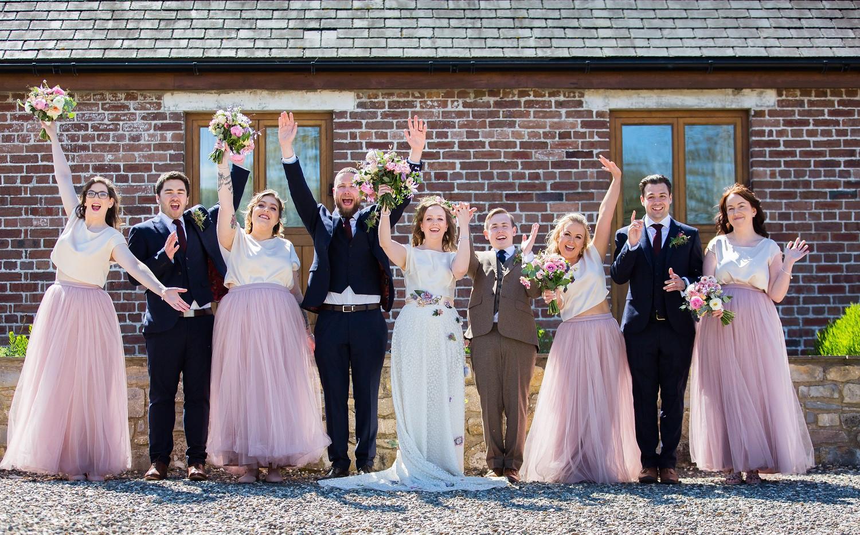 Rosedew farm weddingWedding