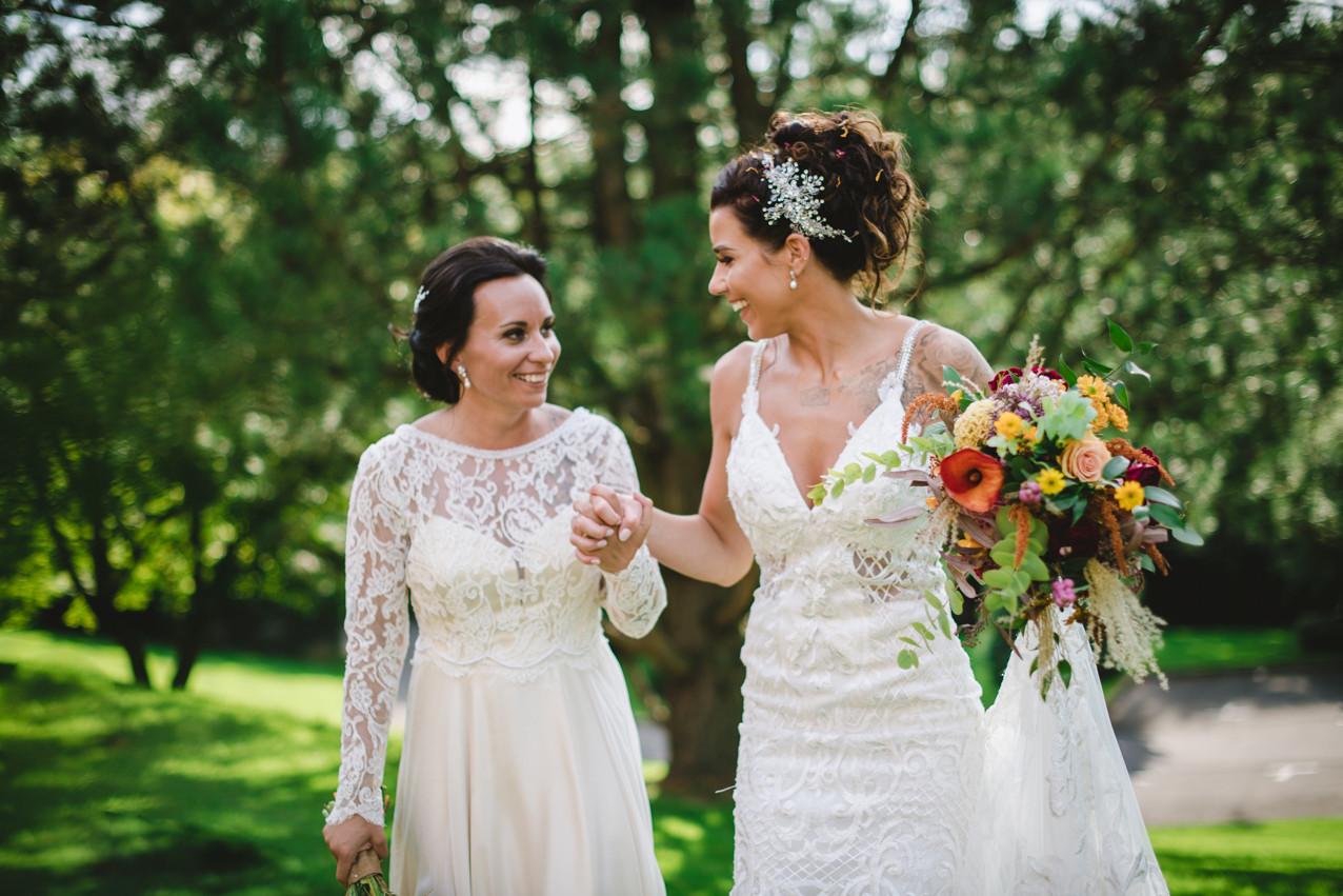De Courcey's wedding