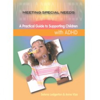 Meeting Special Needs:   ADHD