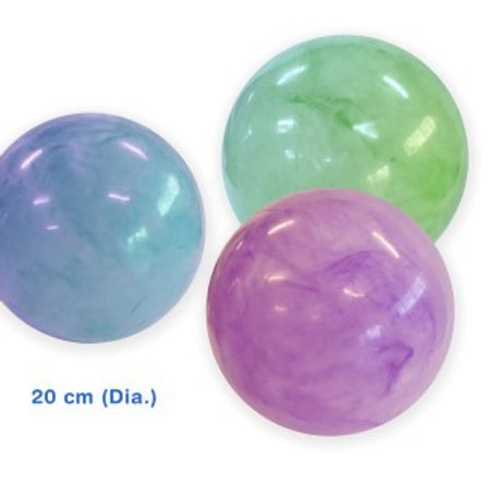 Vinyl Swirl Balls