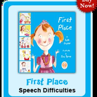 First Place:  Speech Difficulties