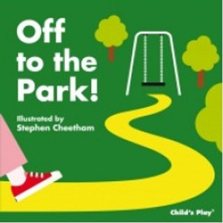 Off to the Park - Braille Book