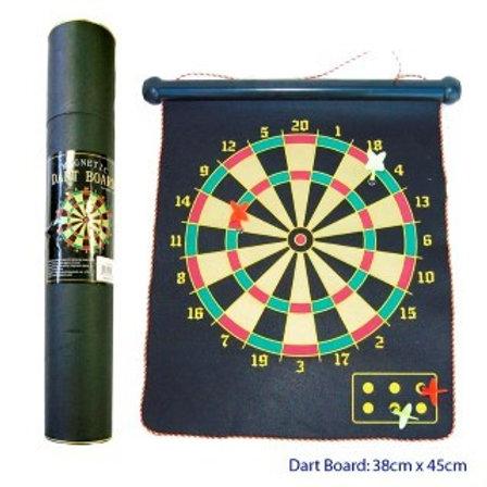 Magnetic Dart Board in a Box