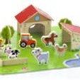 3D Farm Set with Accessories