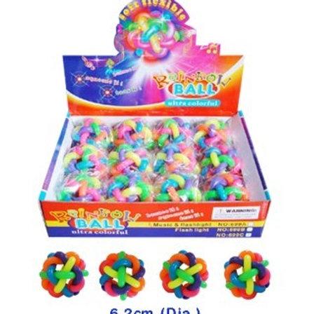 Rainbow Bouncing Ball