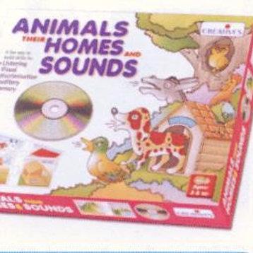 Animal Homes and Sounds