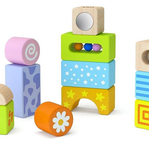 Twelve Piece Sound Blocks