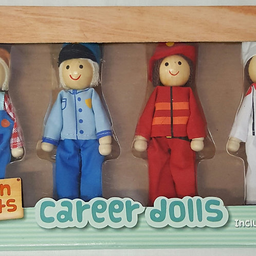 Bendable Dolls - Careers