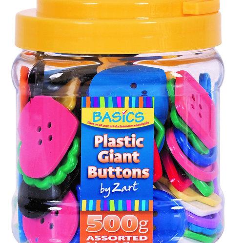 Basics - Giant Buttons