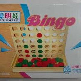 Bingo Line Up 4