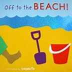 Off to the Beach-  Braille Book