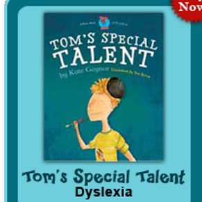 Tom's Special Talent:  Dyslexia/Learning Difficulties