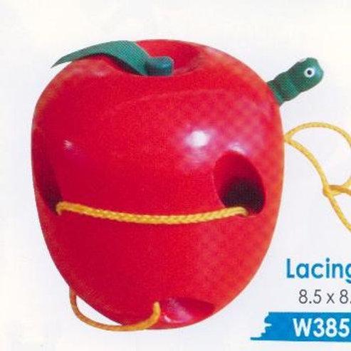 Lacing Apple