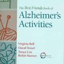 Best Friend's Book of Alzheimer's Activities Vol 1