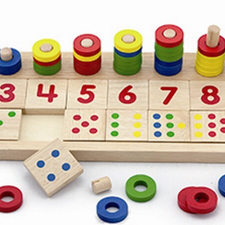 Count and Match Numbers