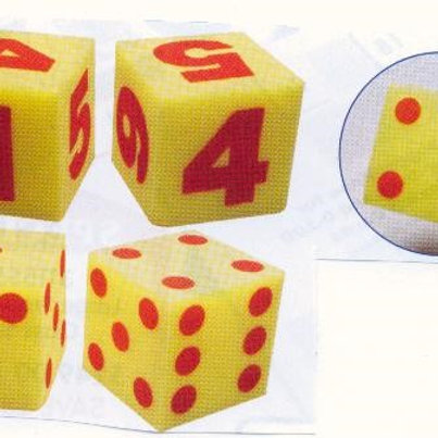 Giant Soft Dice with Dice