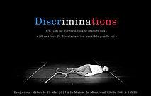 """Film """"Discriminations"""" de Pierre Leblanc, d'après les """"20 critères de discrimination prohibés par la loi"""""""