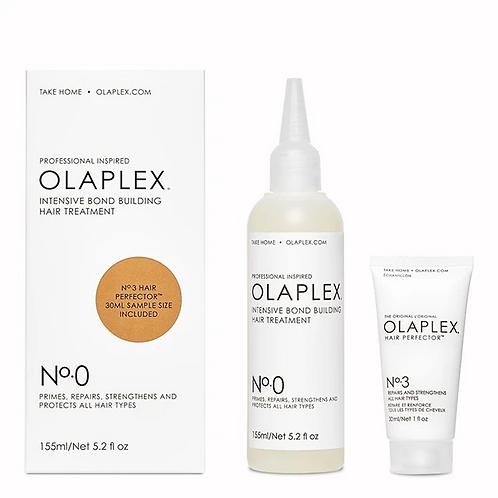 OLAPLEX No.0 Intensive Bond Building Treatment Kit